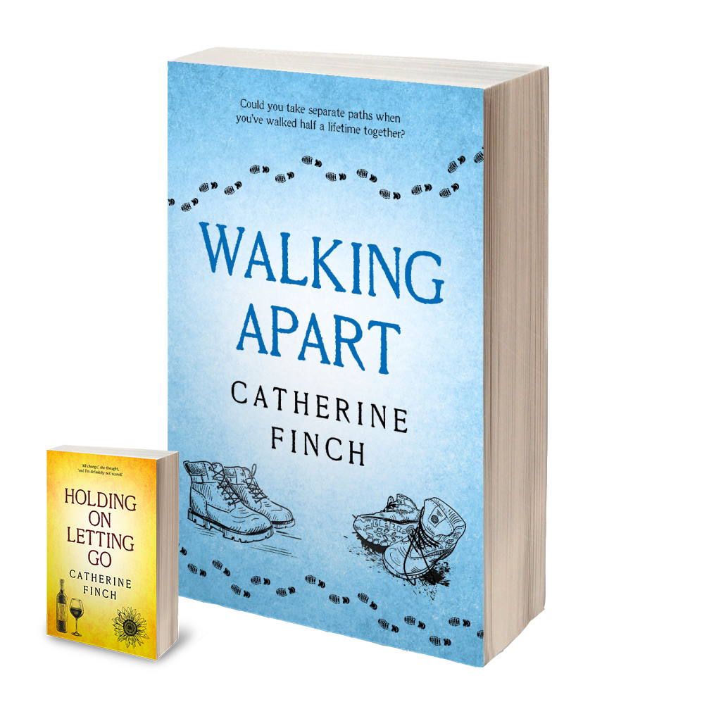 Walking Apart by Catherine Finch